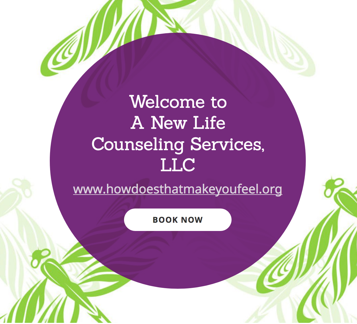 A New Life Counseling Services